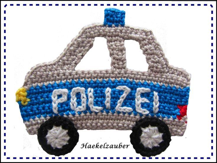 POLIZEI von KUNTERBUNTE KINDERWELT auf DaWanda.com