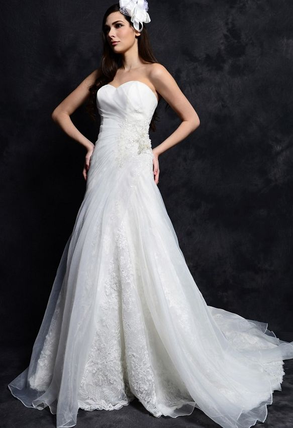 The Latest Eden Bridals Wedding Dresses Black Label Collection.  http://www.modwedding.com/2013/12/30/