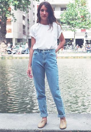 American Apparel Jeans FOLLOW MY BLOG : c-raze.blogspot.be OR facebook.com/ColumnCraze  fashionblog ©CrazeColumn