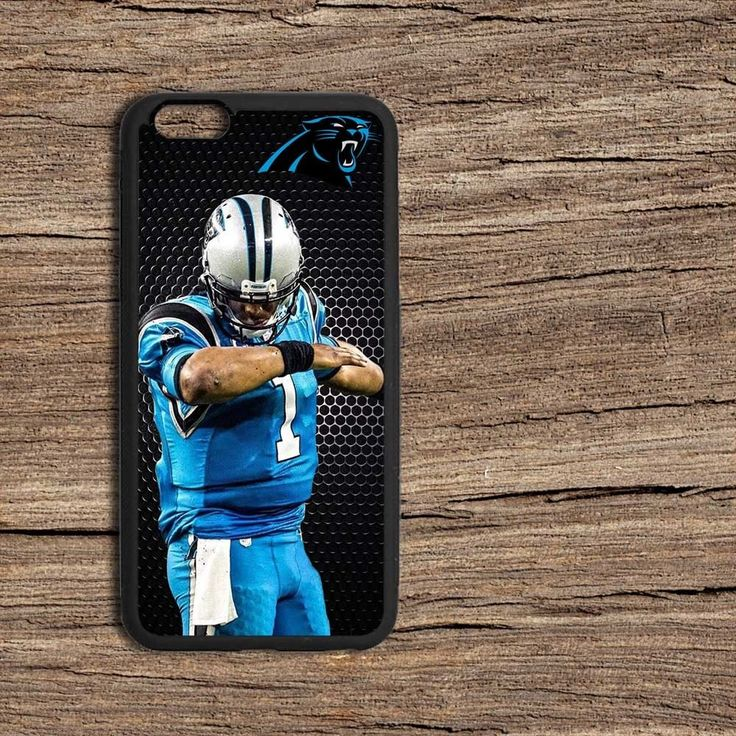 New CAM NEWTON CAROLINA PANTHERS DAB For iPhone 6S Plus Case