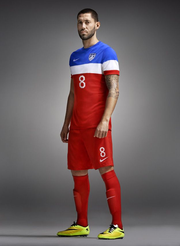 New US Soccer Kits (Away) Ahead of World Cup