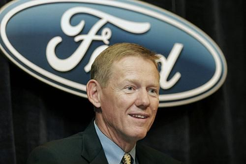 Alan Mulally, CEO of Ford Motor Company