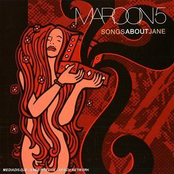Songs About Jane - Maroon 5  01. Harder To Breathe  02. This Love  03. Shiver  04. She Will Be Loved  05. Tangled  06. The Sun  07. Must Get Out  08. Sunday Morning  09. Secret  10. Through With You  11. Not Coming Home  12. Sweetest Goodbye