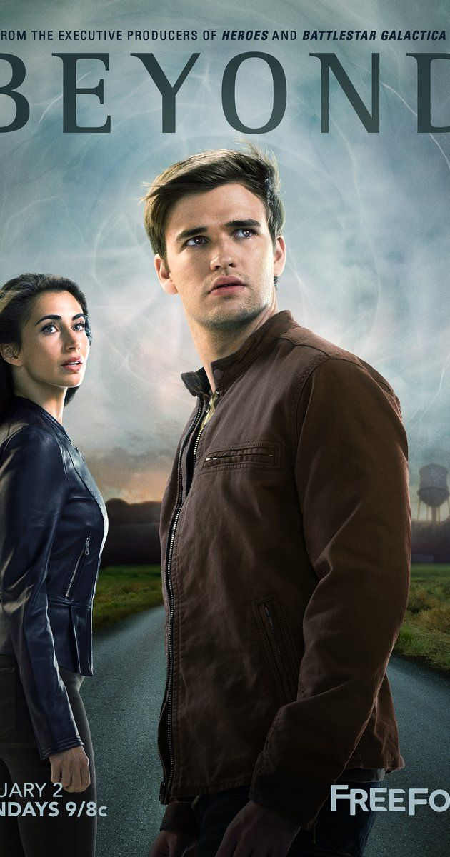 Beyond | Drama, Fantasy, Mystery | TV Series (2016– ) A young