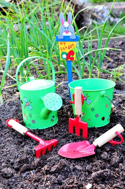 3197 best gardening idea images on pinterest backyard for Childrens gardening tools