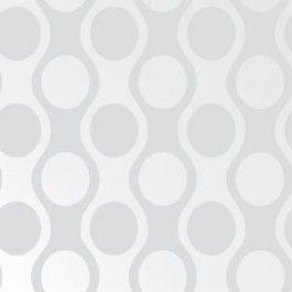 Papel de Parede Decoração Geométrico Outlet Origini, pronta entrega, estoque limitado, importado,  rolos de 10m x52cm, superfície lisa, Cinza e pérola