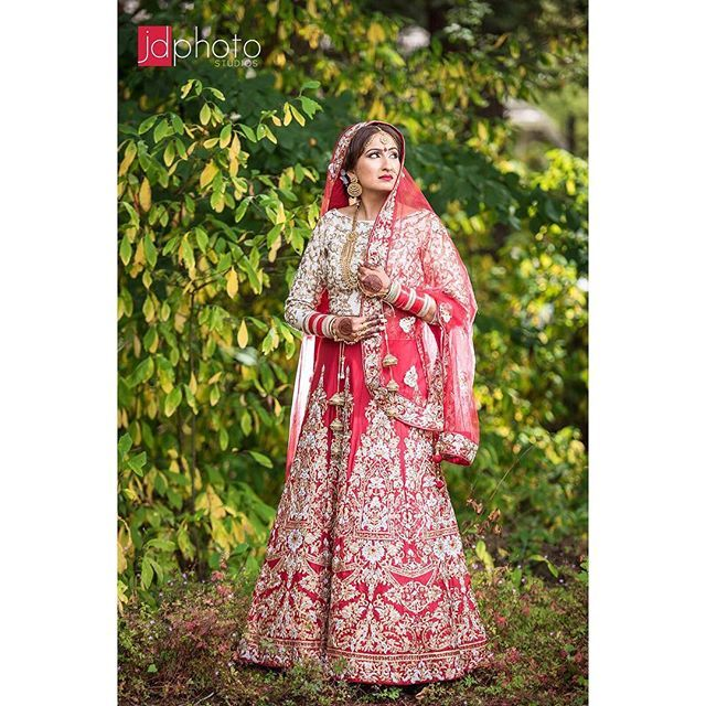 """""""Hi Akansha, I just wanted to say thank you to you and your staff for doing an amazing job on designing my wedding outfits! My dresses turned out absolutely beautiful. Thank you for everything!!""""- Jiwan"""