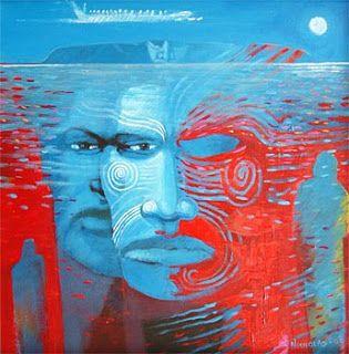 Darcy Nicholas NZ Artist