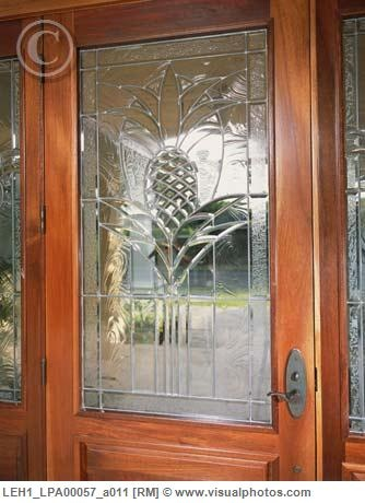 If I ever move, this will be my front door. Or if I meet someone who handmakes wrought iron safety doors