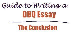 how to make a good dbq thesis