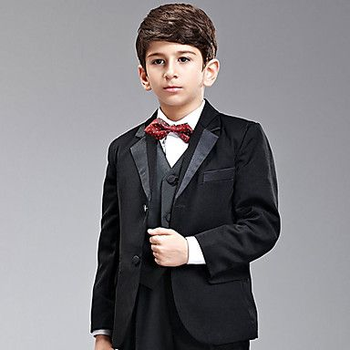 Ring Bearer Suits Tuxedos Page Boy Suits for Party (1159790) - USD $ 69.99