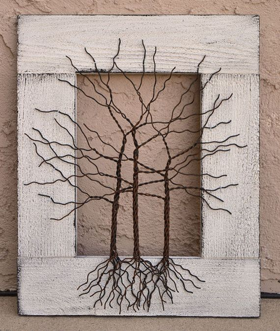 Amy Giacomelli Original Wire Tree Abstract by AmyGiacomelli