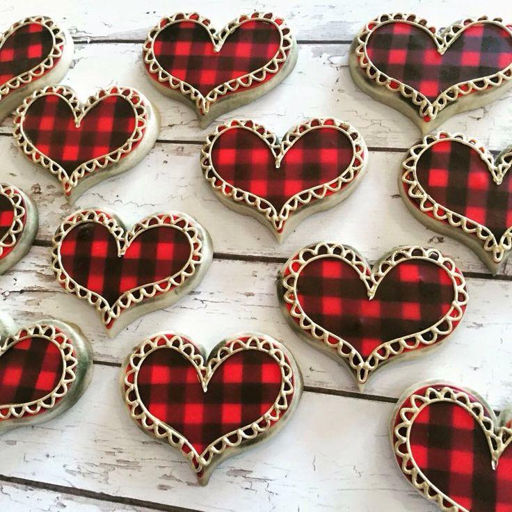 Lumberjack cookies!!
