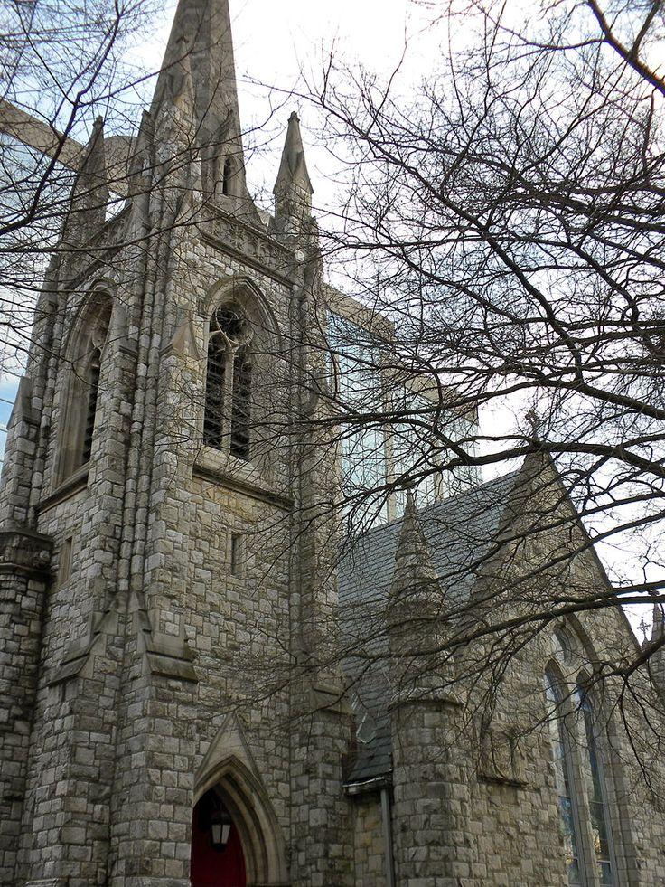 Trinity Episcopal Church in Wilmington, Delaware.