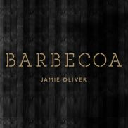 Barbecoa Jamie Oliver falafelwraps with grilled beg and salsa - another great one for the fam