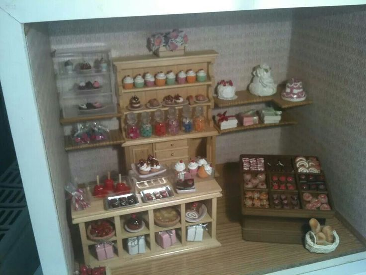 Bakery and sweet shop. Handmade by me