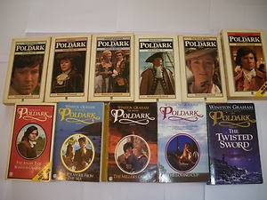 Poldark,   Loved these books. Read and re-read them for the past 36 years!