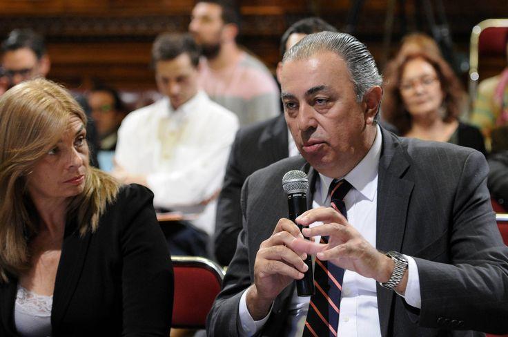 Rodolfo Urtubey participo de la sesión del Senado de la Nación, donde obtuvo dictamen de comisión el proyecto de Ley del Senador, que regula los honorarios profesionales de Abogados, procuradores y auxiliares de la Justicia Federal y Nacional.