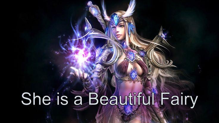 Она прекрасная фея. Сказочные картины и образы фей