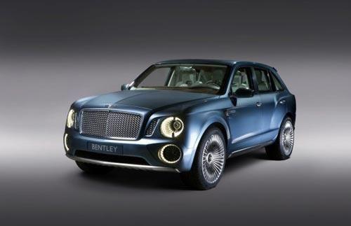 Industria: Bentley prepara un SUV para 2016 | Automundo