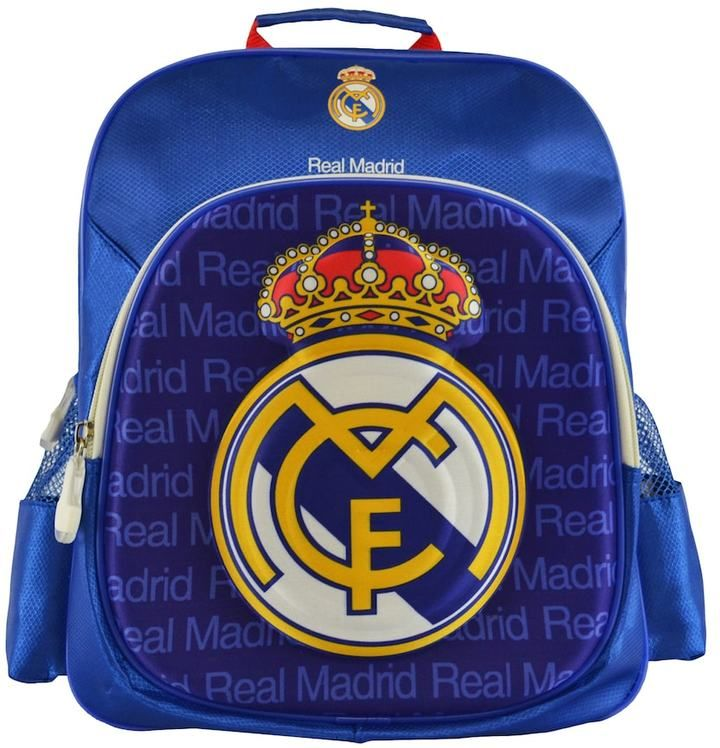 NBA Real Madrid CF Logo Backpack