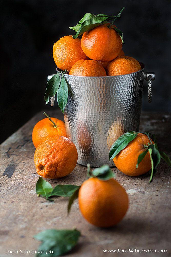 Oranges Still Life 2 ~ Photography by Luca Serradura
