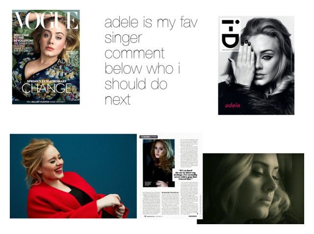 """#adele"" by moniquevincent ❤ liked on Polyvore featuring art"