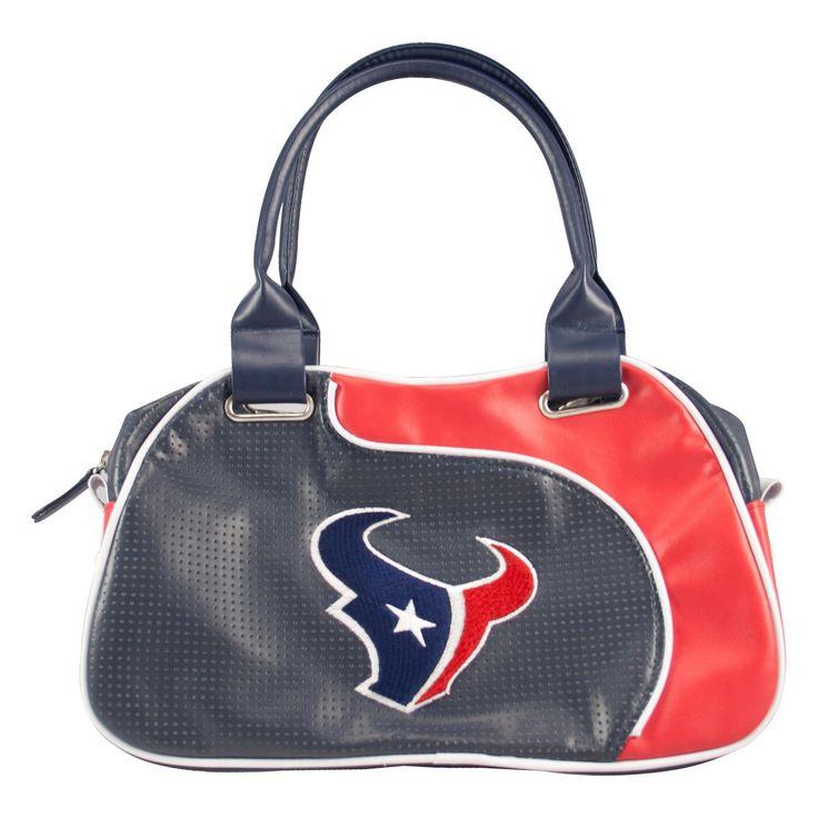 NFL Houston Texans Perf-ect Bowler Purse, Women's