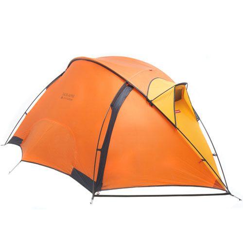 4개의 폴로 구성된 안정된 텐트