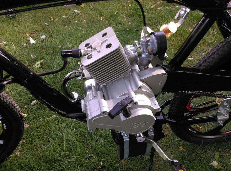 Rower Z Silnikiem Spalinowym Rozruch Elektryczny 6965673187 Oficjalne Archiwum Allegro Woodworking Wood