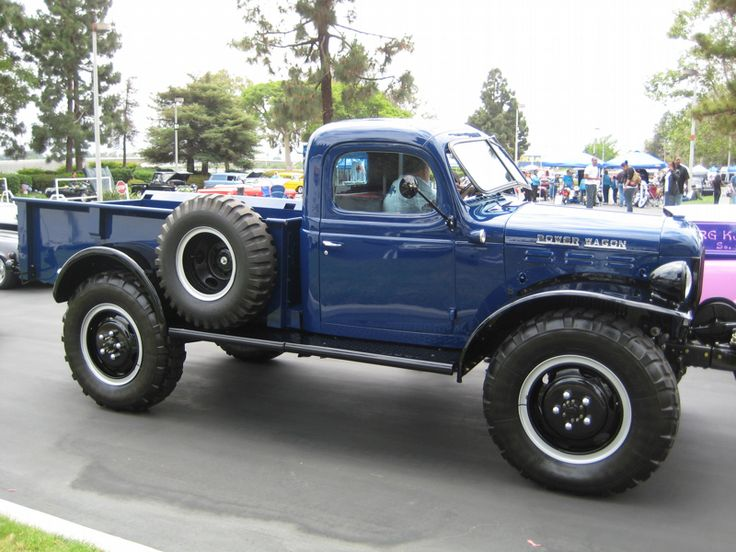 '46 Power Wagon
