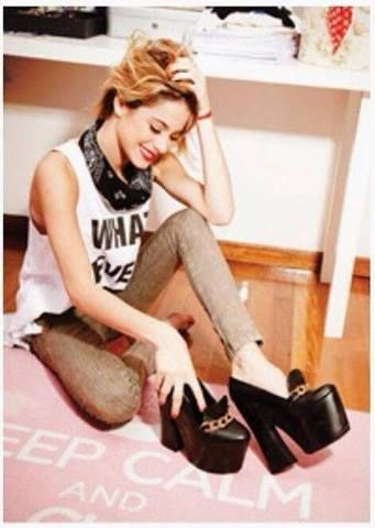 martina's stoessel swag style