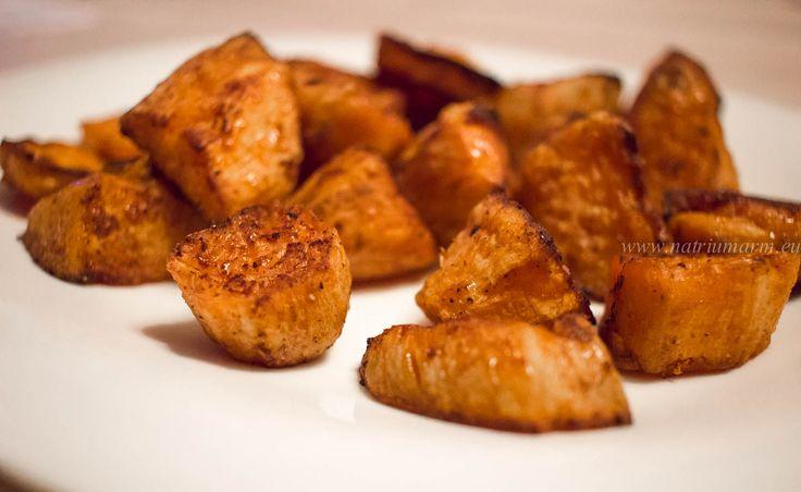 Aranka's Kookblog | Oven geroosterde zoete aardappelen | Aranka's Kookblog