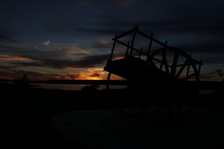 Sask Landing Provincial Park. http://www.kyanitephoto.com