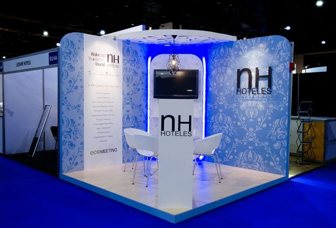 Small Exhibition Stand Yet : Best stand at meeting africa exhibition small booth