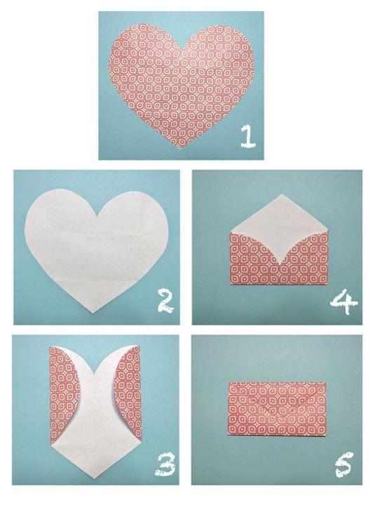 Открыток схема, как сделать открытку в виде конверта