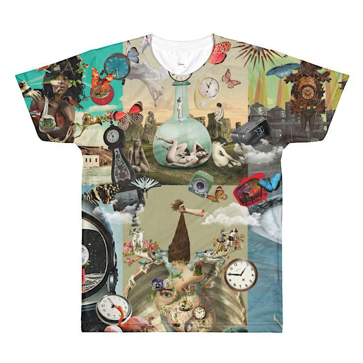 Colorful Art Shirt XLVI