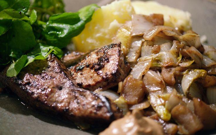 Varkensgebraad met gegratineerde aardappelen | Dagelijkse kost