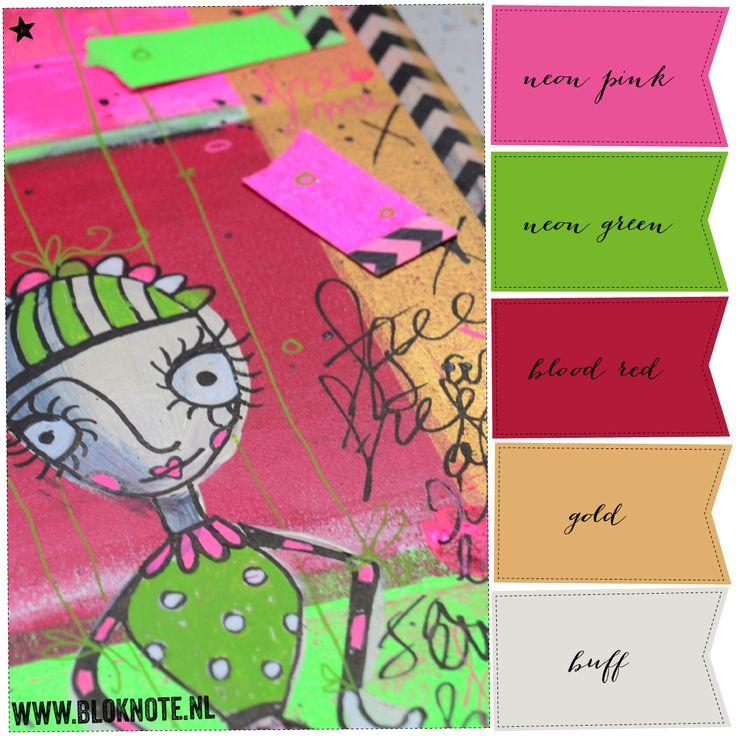 Bloknote | Blognotes by Marieke Blokland: Tutti Colori: Color Inspiration by Bloknote