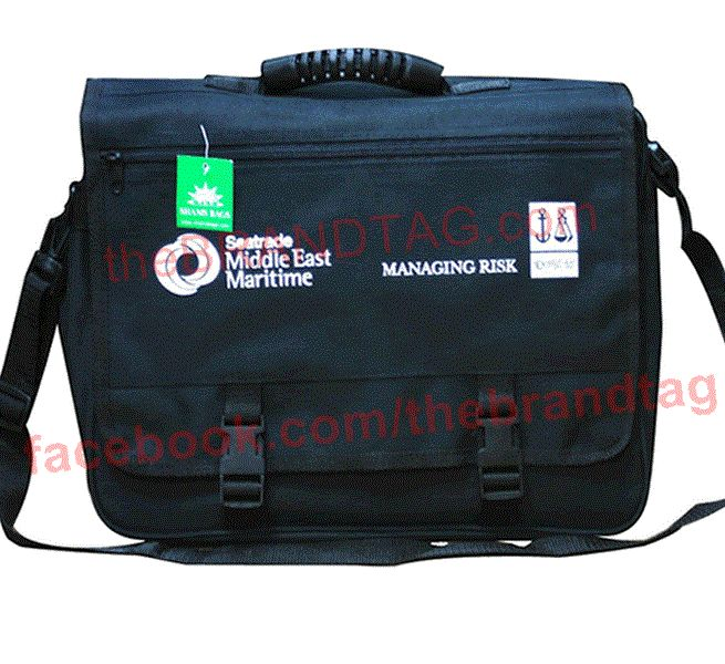 BRANDTAG can manufacture 'Conference Bags' with International designs with high quality materials like genuine leather, PU or artificial leather, PVC, Non-Woven material, Eco-Friendly material like Jute & Juco …etc. Conference Bags comes in different designs, sizes and colors, you can select from our own designs or give us the design and we will make it or manufacture as per your needs and quantity. We got facility to manufacture any quantity with experienced team and latest machinery.