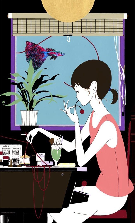 Illustration by Yusuke Nakamura.