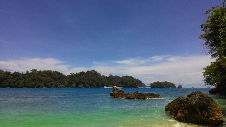 Laut 3 Warna..Clungup Malang Selatan