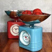 Balanza+cocina,+color+rojo,+bella!! Marca+Typhoon,+pesa+hasta+2+kilos