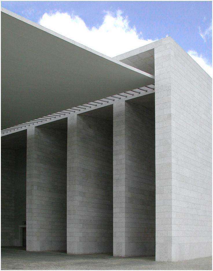Portuguese Pavilion, Expo 1998 Lisbon. Álvaro Siza Vieira