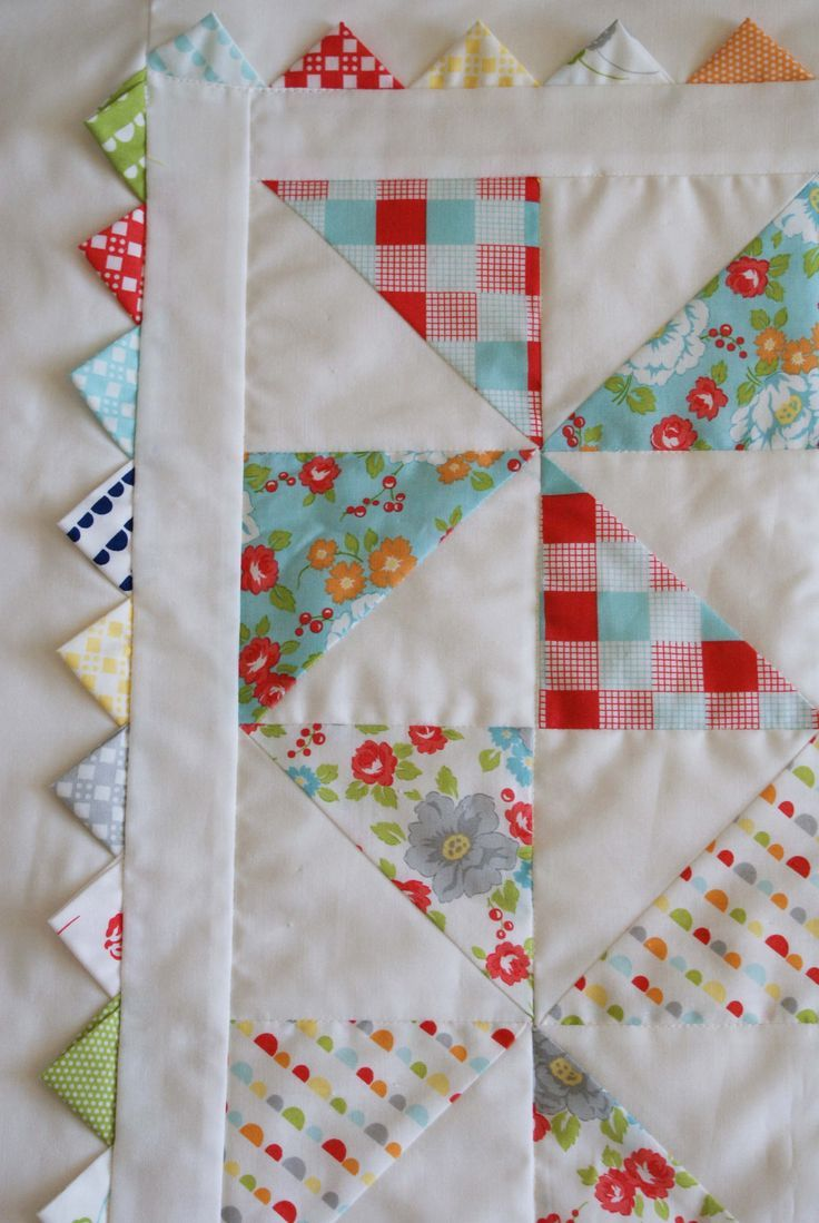 Pinwheel Quilt | Ten Cow Chick