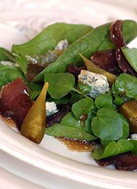 Google Image Result for http://www.paarman.co.za/images/biltong_salad.jpg  with figs!