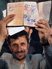 Mahmoud Ahmadinejad's vitriolic attacks on the Jewish world hide an   astonishing secret, evidence uncovered by The Daily Telegraph shows.