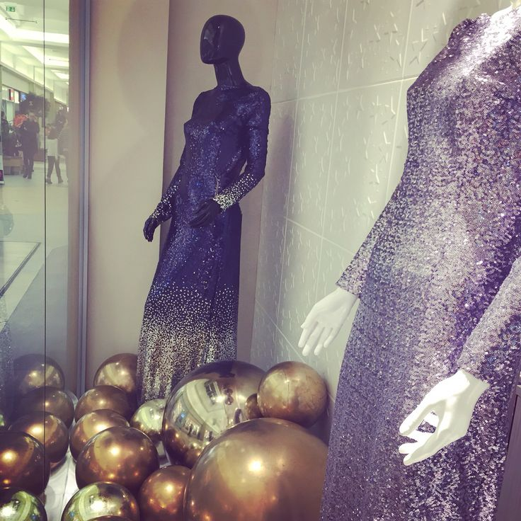 Sequin dresses at Boudoir Designers Boutique