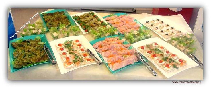 Eventi aziendali Traverso Catering Genova