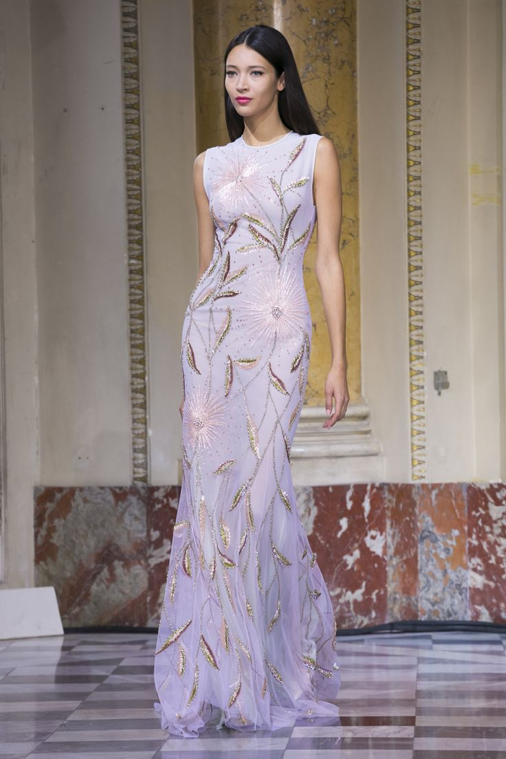 Georges Hobeika Couture Spring Summer 2016 Paris